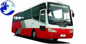 Dịch vụ thuê xe Quy Nhơn - Xe 45 chỗ có tài