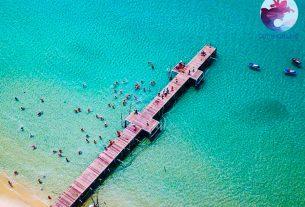 Tour Du lịch 2 Đảo Hòn Khô Kỳ Co