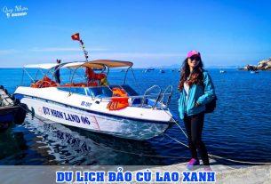 Du lịch Đảo Cù Lao Xanh trong 1 ngày