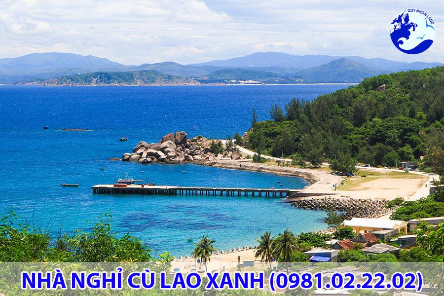 Nhà Nghỉ ở Đảo Cù Lao Xanh