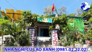Nhà nghỉ Cù Lao Xanh Nhơn Châu Quy Nhơn