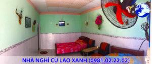 Cù Lao Xanh Hostel