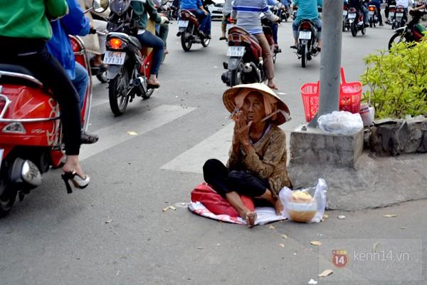 Người ăn xin ở Quy Nhơn