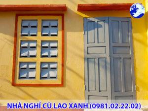 Nhà nghỉ Cù Lao Xanh ở xã Đảo Nhơn Châu - Tp Quy Nhơn - Bình Định