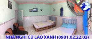 Nhà nghỉ Cù Lao Xanh Nhơn Châu