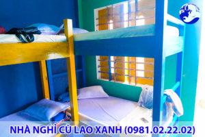 Cù Lao Xanh Homestay
