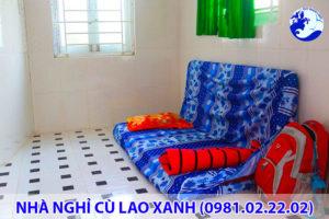 Nhà trọ ở Cù Lao Xanh