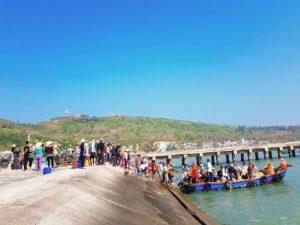 Giá Vé Tàu Cano Cao Tốc Đi Đảo Cù Lao Xanh Cập Nhật Hằng Ngày