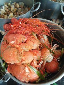 Ăn hàng ở Quy Nhơn