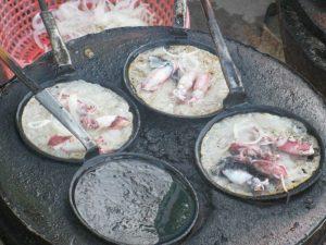 Bánh xèo mực Cù Lao Xanh