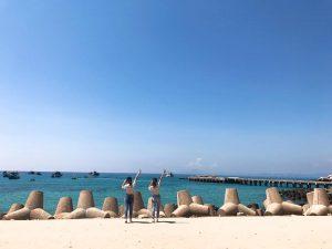 Cầu tàu Cù Lao Xanh