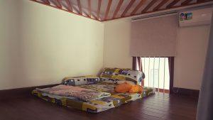 Phòng ngủ homestay QUY NHƠN LAND