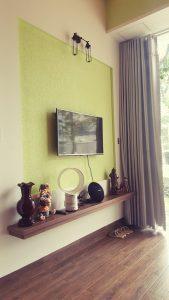 Phòng khách homestay QUY NHƠN LAND