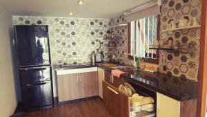 Nhà bếp homestay QUY NHƠN LAND