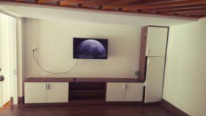 Tivi Phòng ngủ homestay QUY NHƠN LAND