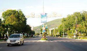 Đường phố Quy Nhơn