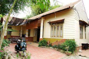 Vespa's House là một ngôi nhà bình dị – Ảnh: The Vespa House