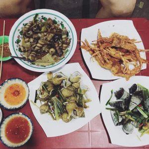 ẩm thực Quy Nhơn