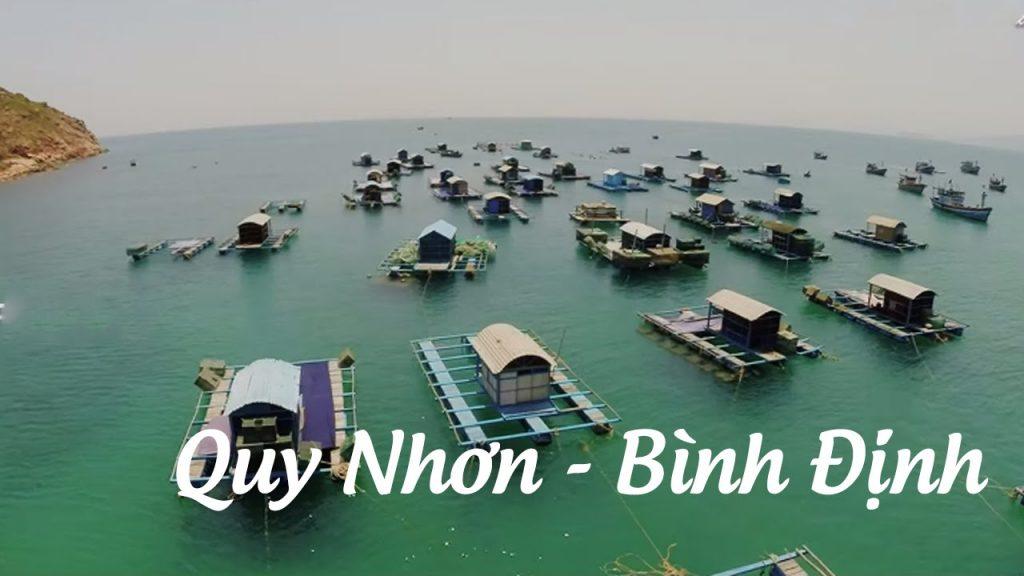 Thành phố biển Quy Nhơn là địa điểm du lịch, nghỉ dưỡng rất lý tưởng -Ảnh: Sưu tầm từ Internet