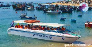 Tàu cao tốc Quy Nhon Land 07