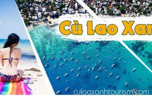 Tour Cù Lao Xanh 1 ngày - Tour ghép Cù Lao Xanh giá rẻ