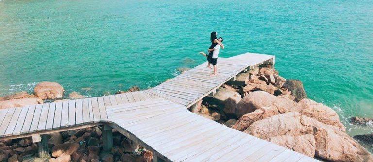 Vui vẻ du lịch quy nhơn cùng người yêu vào mùa hè