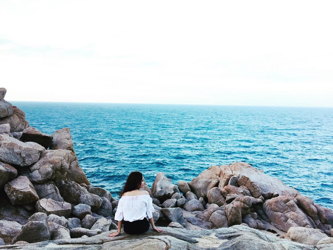 Du lịch Quy Nhơn điểm đến cho giới trẻ tha hồ check in