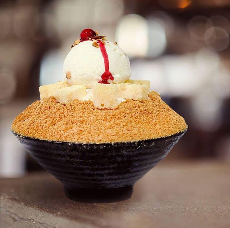 Ẩm thực quy nhơn - tìm hiểu món kem tuyết đài loan tại quy nhơn