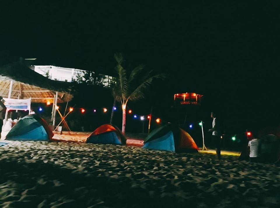 Du lịch quy nhơn - những địa điểm cắm trại cực chất