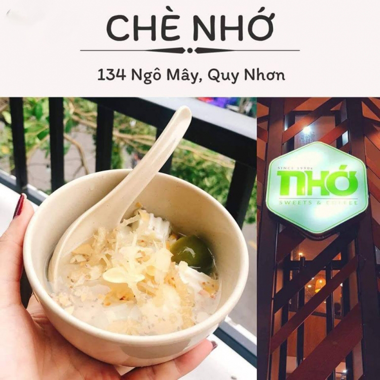 Top 5 quán chè ngon ở Quy Nhơn