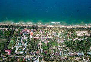 Du lịch quy nhơn - Đến Quy Hòa nàng tiên ngủ quên đang dần tỉnh giấc bên bờ biển Quy Nhơn