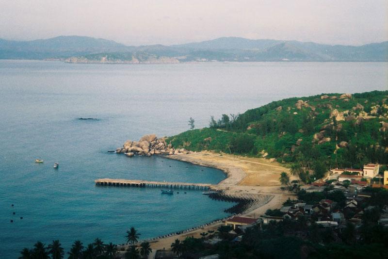 Khám phá vẻ đẹp của hoang đảo Cù Lao Xanh hòn ngọc biển đông