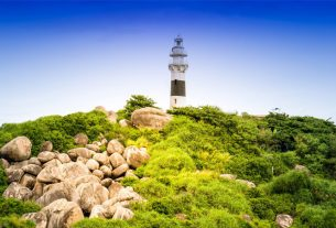 Đảo cù lao xanh Nhơn Châu