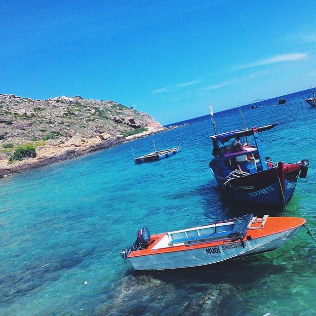 Du lịch Hòn Khô - Review kinh nghiệm 1 ngày ở Hòn Khô