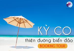 Booking tour Kỳ Co Quy Nhơn