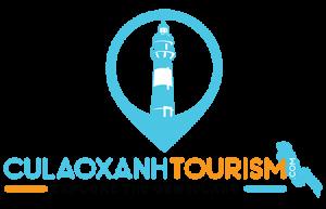 Cù Lao Xanh Tourism Logo