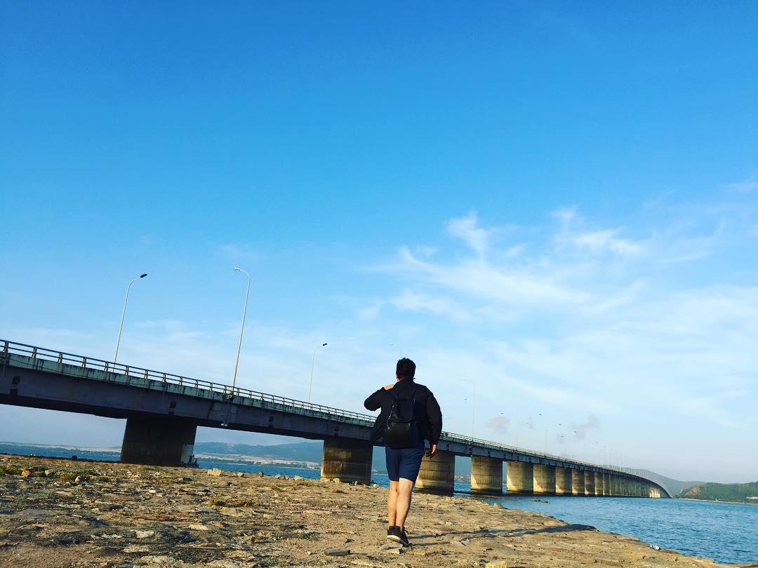 Giới trẻ đua nhau đến du lịch Quy Nhơn check in sống ảo