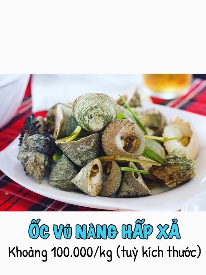 Đặc sản Quy Nhơn và top 10 hải sản sang chảnh ở đây