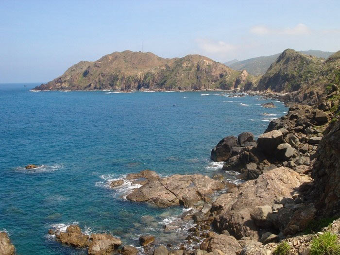 Khám phá đảo Hòn Khô thiên đường biển đảo Quy Nhơn