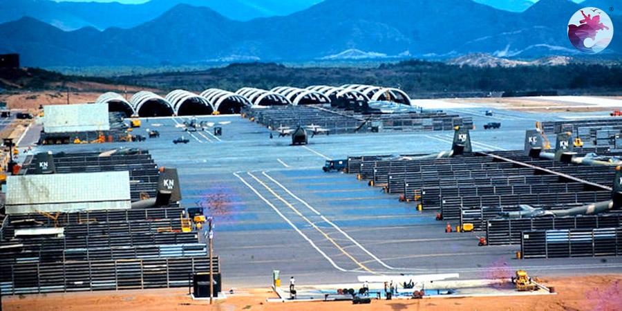 Sân bay Phù Cát trước 1975