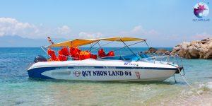 Thuê Ca nô Quy Nhơn - Quy Nhon Land 04