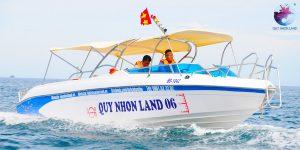 Thuê Ca nô Quy Nhơn - Quy Nhon Land 06
