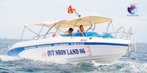 Ca nô cao tốc đi Đảo Cù Lao Xanh - Hotline: 0981022202
