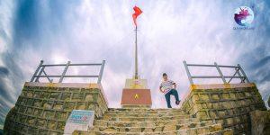 Cột cờ Cù Lao Xanh Nhơn Châu