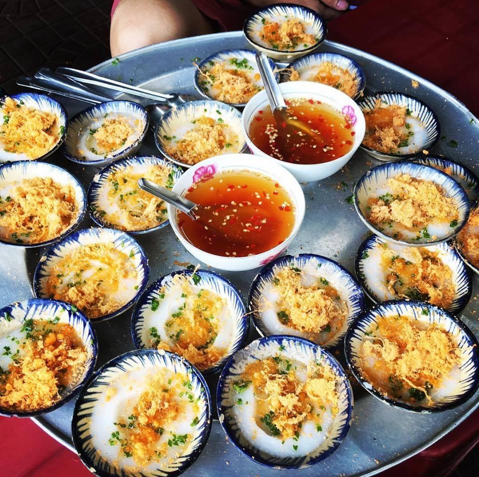 Ẩm thực Quy Nhơn - Bánh bèo món bánh chân quê của vùng biển