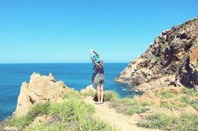 Đảo du lịch Hòn Khô mang vẻ đẹp hoang sơ bí ẩn