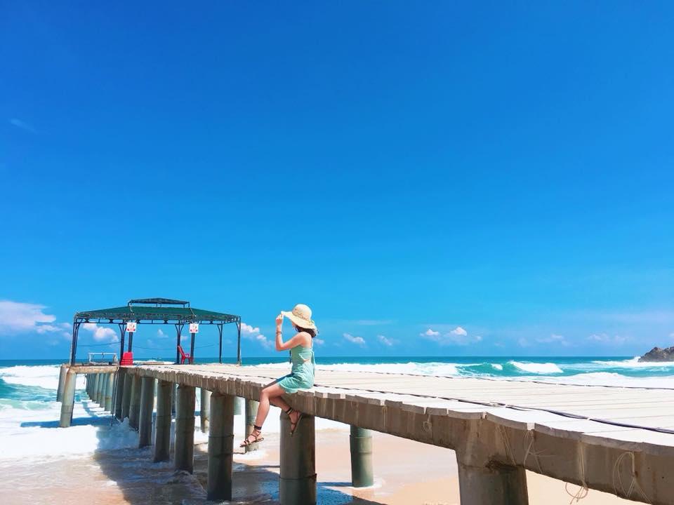 Đảo Kỳ Co địa điểm thu hút giới trẻ check in sống ảo
