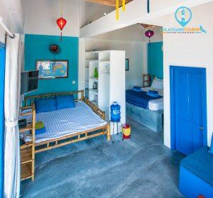 Homestay Cù Lao Xanh phong cách Santorini