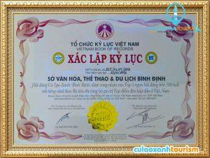 Xác lập 1 trong 5 ngọn hải đăng 100 tuổi ở Việt Nam