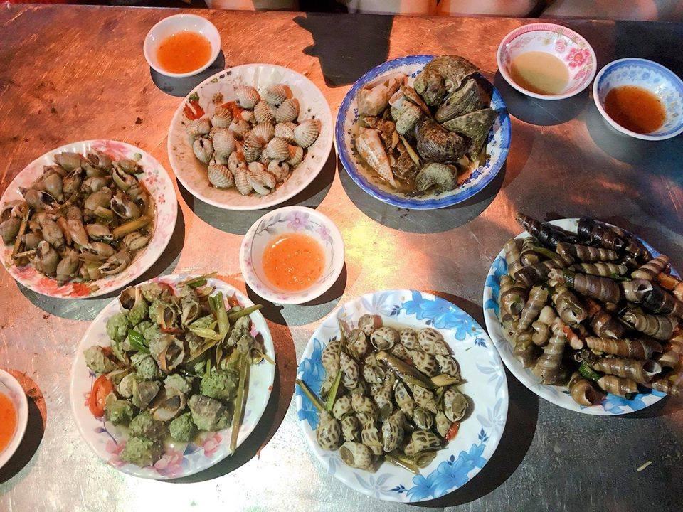Ẩm thực Quy Nhơn nổi tiếng với món ốc Thúy Kiều ngon tuyệt vời